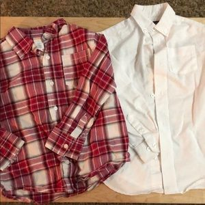 Other - Lot of 2 boys dress shirts